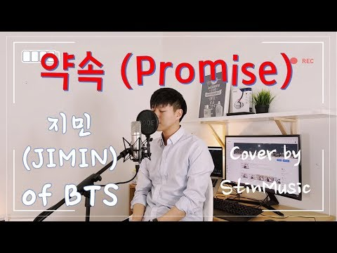 BTS JIMIN (지민) - Promise (약속) - Cover (Fingerstyle
