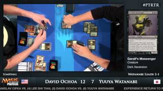 Pro Tour Return to Ravnica: Semifinals