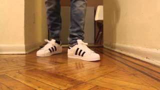 bape x undftd x adidas superstar degli anni '80, in piedi!video più popolare.