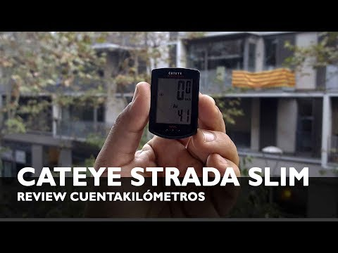 Cateye Strada Slim Review En Español