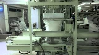 Newlong (M) Sdn Bhd Auto Bagging Machine Model 3CM-6+CP4900+DS-9C