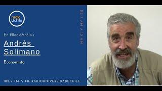 Andrés Solimano: Desarrollo regional y Royalty