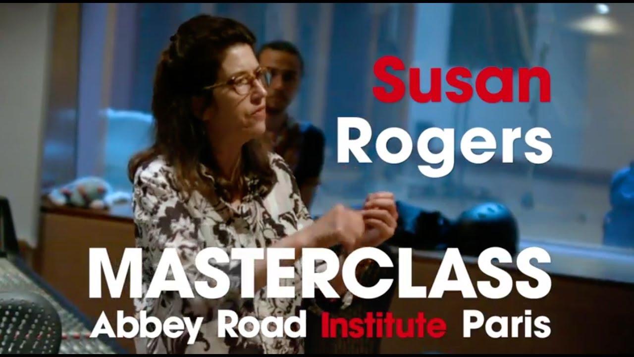Master Class avec Susan Rogers