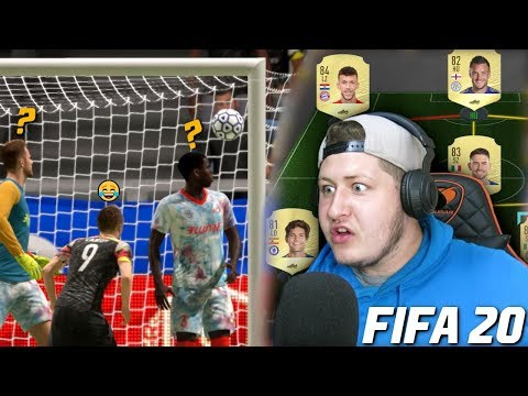 NESKUTEČNÝ VLASTŇÁK! MŮJ TÝM VE FIFA 20 ULTIMATE TEAM