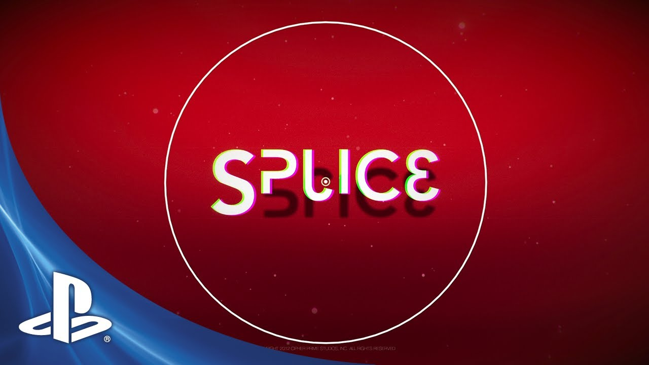 Splice on PS: An Artistic, Experimental Puzzler