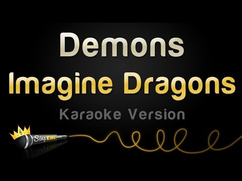 Imagine Dragons - Demons (Karaoke Version) Mp3