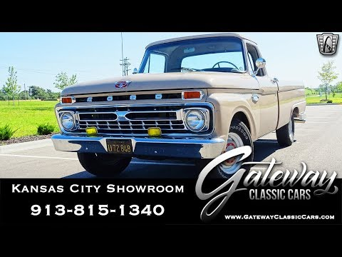 1966 Ford F100 (CC-1341639) for sale in O'Fallon, Illinois