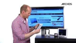 Archos Tablets - 08 Anschlüsse und Verbindungen