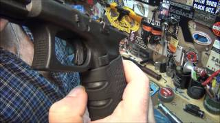 Vickers Tactical Slide Stop Installation In A Glock 19 Gen 4 Samye