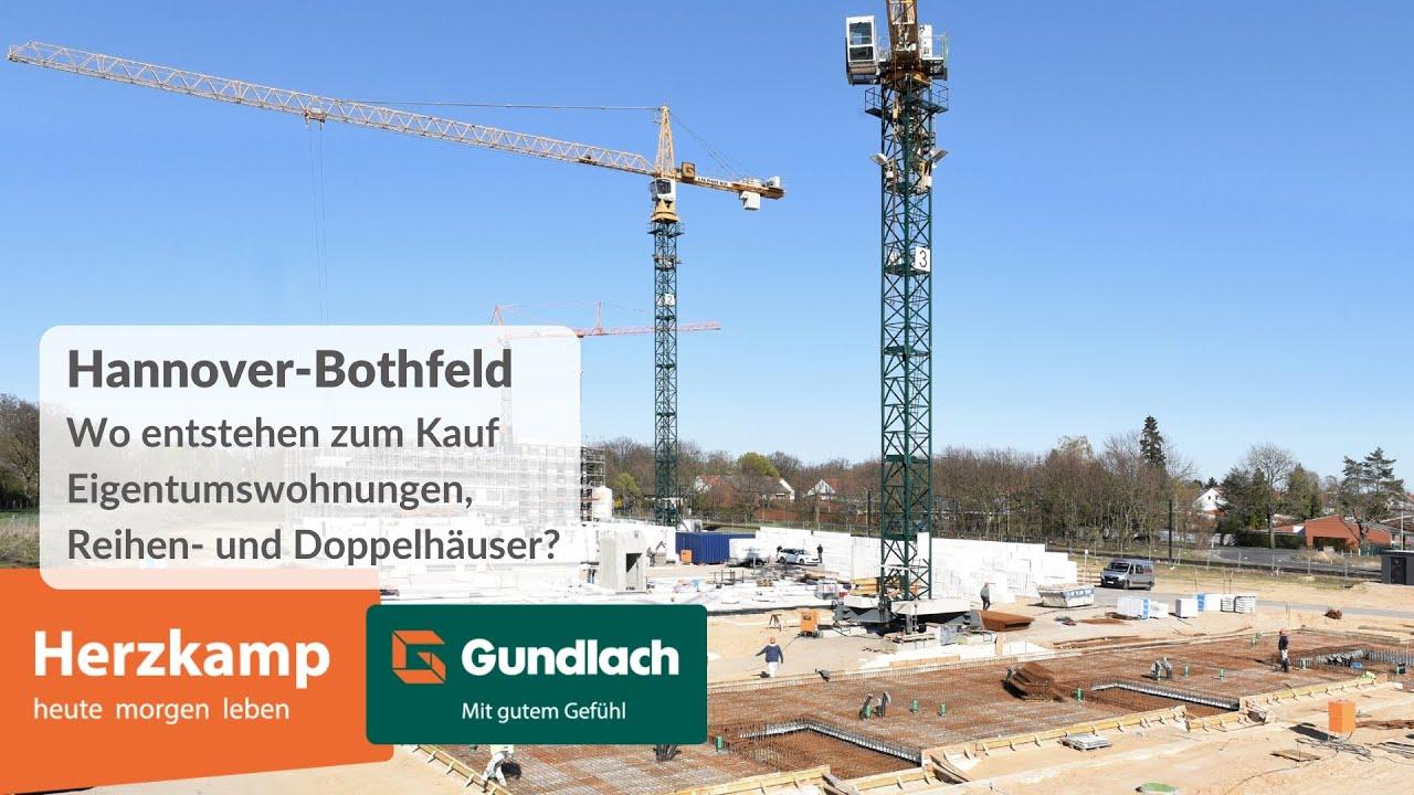 Herzkamp | Eigentumswohnungen - Reihenhäuser - Doppelhaushälften | Baufeld B-H | Gundlach