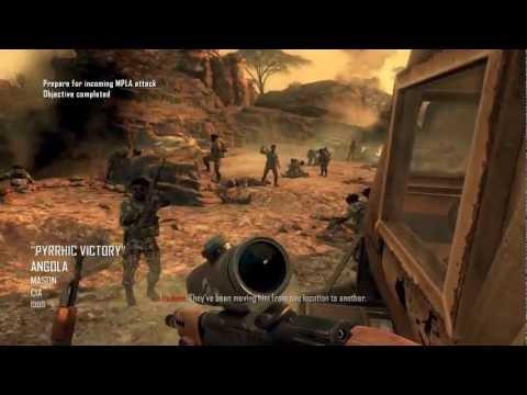 Black Ops II: Záchrana Franka - 1. díl