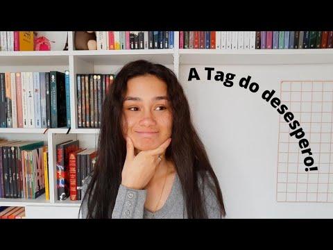 BOOKTAG LIVROS DESEJADOS (original)