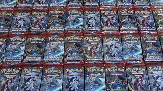 40 Crimson Invasion Booster Pack Opening