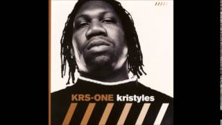 16. KRS-One - Alright With Me (featuring Truck Turner)