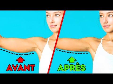 Le développement de lendurance de force des muscles des mains de la zone humérale