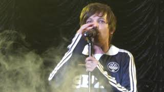 Louis Tomlinson   Two Of Us Live In Birmingham Free Radio Hits Live HQ Front Row 040519