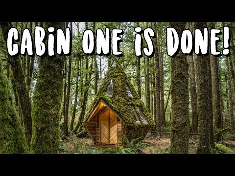 Diamond Cabin, raskošna koliba od drveta
