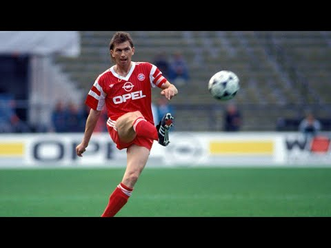 Klaus Augenthaler ● UNREAL LIBERO - Defenders Like This Doesn't Exist Today (RARE)