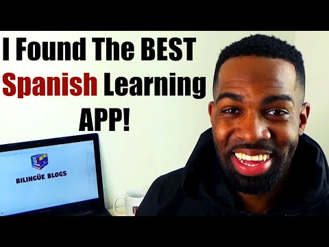 I Found The BEST Spanish Learning App In 2021! (This Will Get You Fluent!)