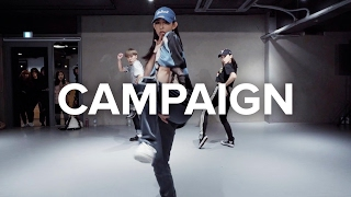 Campaign - Ty Dolla $ign (ft. Future) / Mina Myoung Choreography
