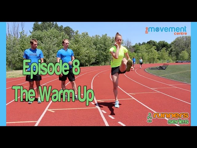 Ep 8: The Warm-Up