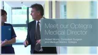 Meet Optegra's Medical Director - Rob Morris