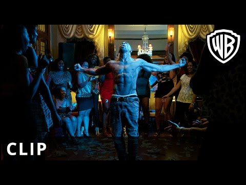 Magic Mike XXL (1st Clip 'Club Dance')