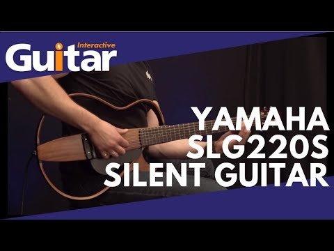 Yamaha SLG220S Silent Acoustic Guitar | Review