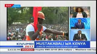 Mwenyekiti wa IEBC Chebukati aapisha Consolata Nkatha kama naibu mkuu wa kura: Jukwaa la KTN