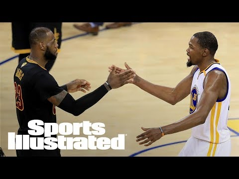 Kevin Durant: LeBron Is 'My F—ing Idol' | SI Wire | Sports Illustrated