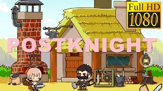 Postknight Game Review 1080P Official Kurechii Role Playing