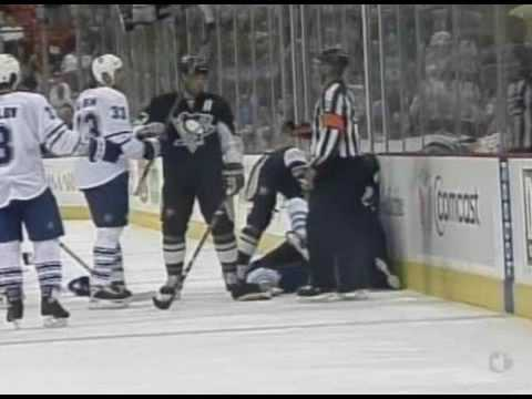 Paul Bissonnette vs. Andy Rogers