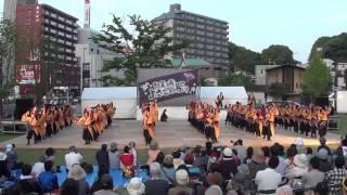 第6回黒崎よさこい祭り2014