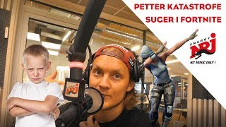 Petter Katastrofe Suger I Fortnite!