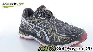 Running Shoe Preview: Asics GEL-Kayano 20