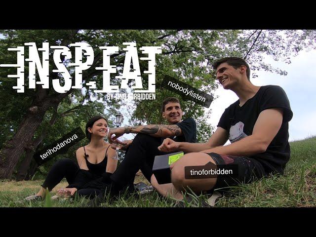 INSP.EAT w/ Teri a NobodyListen: Sláva je hodně omezující