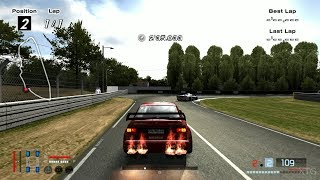 Gran Turismo 4 - Alfa Romeo 155 2.5 V6 TI Race Car