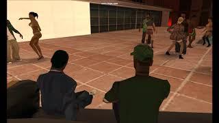 GTA SA: The Death Of CJ And Sweet By Toni Cipriani (Movie)