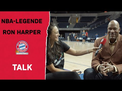 Chicago Bulls legend Ron Harper talks how to defend Michael Jordan, who is GOAT and the modern NBA