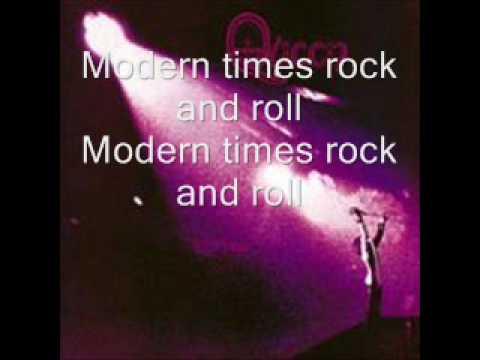 07 - Modern Times Rock 'n' Roll with lyrics - Queen