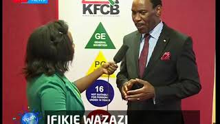 KFCB boss Ezekiel Mutua breaks silence about