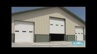 60 x 80 Metal Building One Contractor's Search For Perfection