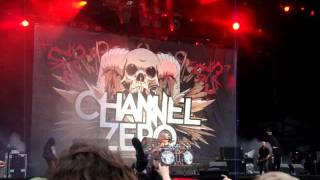 Channel Zero : Bad To The Bone (Live At Graspop Metal Meeting 2011).