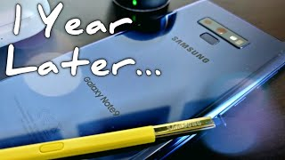 Samsung Galaxy Note 9 One Year Later! Still Worth It?