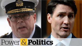 Mark Norman defence team subpoenas Trudeau, Butts and other top advisers | Power & Politics