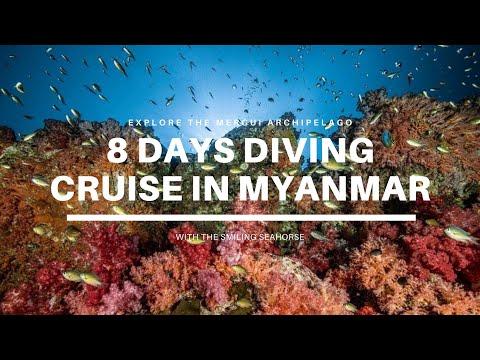 Diving Burma Trip 4