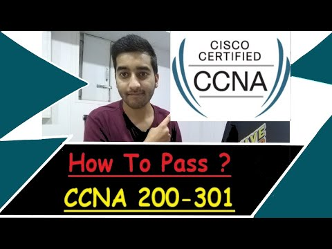 How I Passed the CCNA 200-301 | The Best way to Pass CCNA Exam | Resources and Methodology | Ep. 1