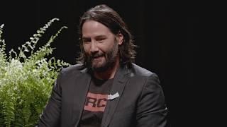 Keanu Reeves And Zach Galifianakis | Netflix Is A Joke