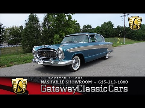 Video of '57 Ambassador - OFD3