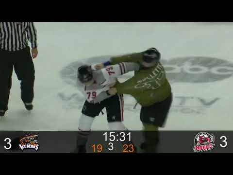 Scott Trask vs Pierre Ouellette